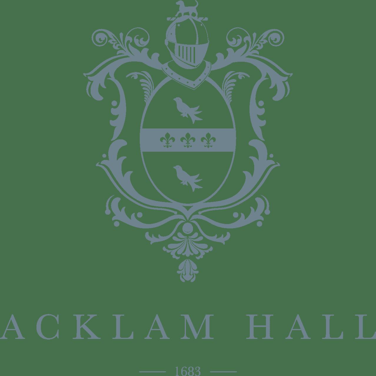 Acklam Hall Logo
