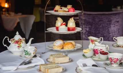 Afternoon Tea at Acklam Hall